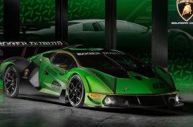 兰博基尼 Essenza SCV12发布,速度最快的赛道用车