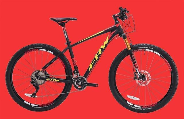 全球最著名自行车品牌FRW辐轮王进军高端儿童自行车滑步车市场