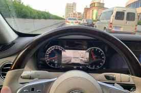 奔驰S350改装23P智慧驾驶辅助系统主动夜视热成像星捷越