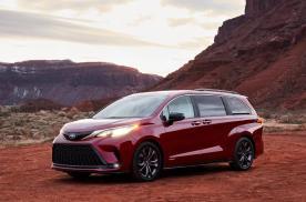 2021款丰田塞纳是美国全新设计?确定要国产,MPV爱家关注
