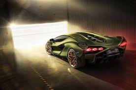 兰博基尼首款纯电跑车即将发布,将成为家族第四款新车型