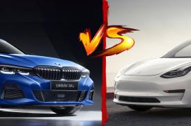 宝马3系和特斯拉Model 3,谁更值得你花30万?