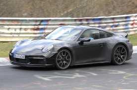海外新车 新款保时捷911 Sport Classic回归