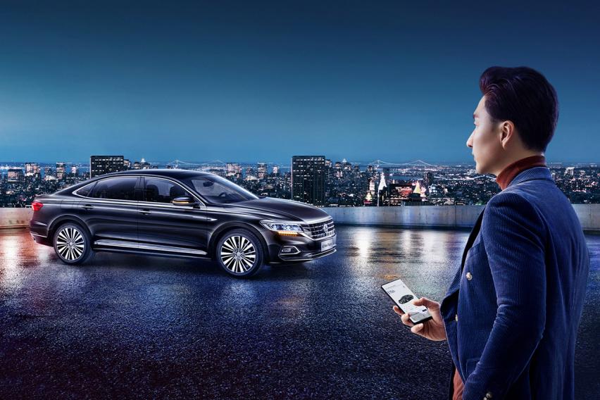 2020款大众帕萨特上市车机系统/安全性全面升级-爱卡汽车爱咖号