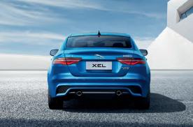 全新捷豹XEL发动机的轻量设计,给您激情酣畅的驾驶感受