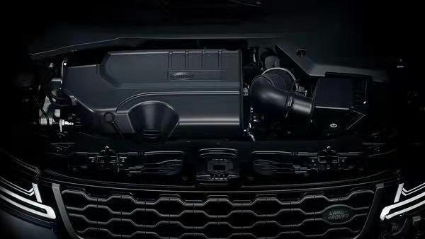 路虎揽胜极光曜黑版正式上市 37.58万起