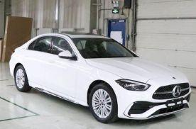 全新奔驰C级将亮相于上海车展