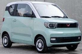 新款宏光MINI EV将于3月28日上市 配置升级