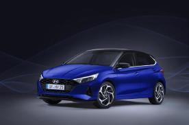轴距加长,空间加大,现代将推i20新混动版车型