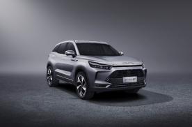 BEIJING-X7预售10万元起,轴距领先同级