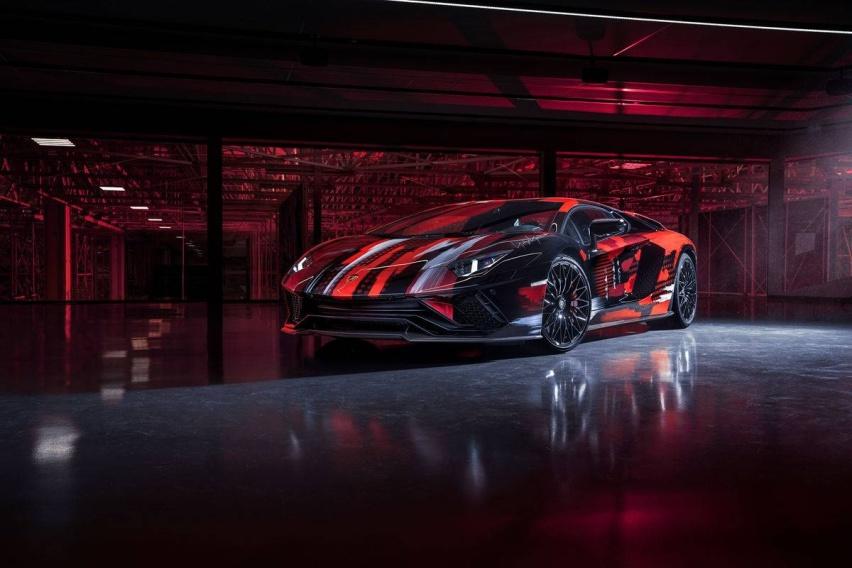 06 - 兰博基尼Aventador S山本耀司合作款.jpg