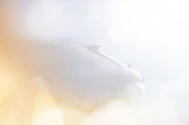 本田新款缤智预告图曝光 将于2月18日发布