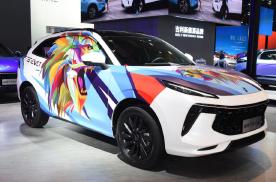 10.39万起的SUV有第二好看的颜值,越级配置,动心么?