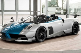 帕加尼为Huayra BC Roadster推出定制服务