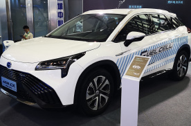 外观变化较大 Aion LX氢燃料电池版首发亮相
