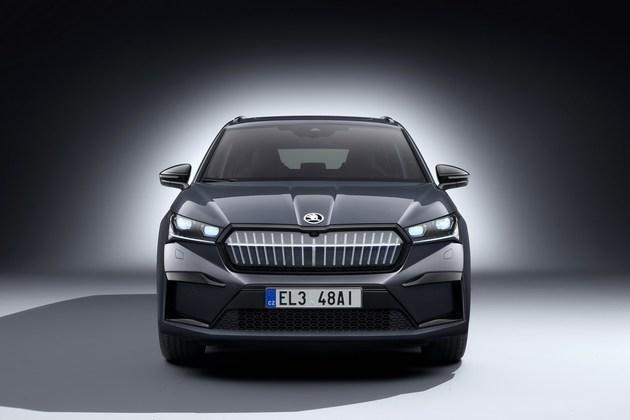 斯柯达ENYAQ Sportline iV车型发布,外观更酷