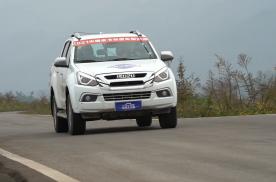 2021中国皮卡年度车型评选-江西五十铃D-MAX