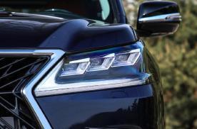 日系最强SUV?起步就配大排量5.7,全时四驱+可变悬架不输