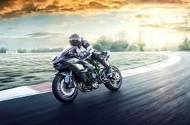 川崎将推出自动挡摩托车