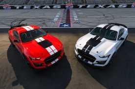 野马Shelby GT500推碳纤维零件套装减轻车辆重量