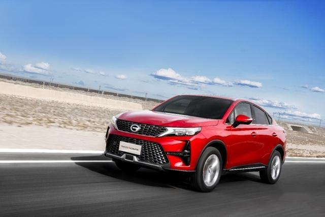 家用车也玩溜背 广汽传祺GS4 Coupe能否成为下一个爆款?