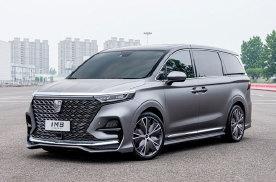 下半年5款重磅新车将上市,荣威首款MPV领衔