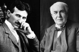 百年之后的宿命:爱迪生再战特斯拉?
