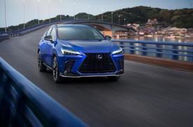 雷克萨斯中型豪华SUV全新一代NX全球首发