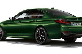 加速3.8秒 宝马M550i xDrive西班牙正式发售