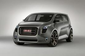 GMC将推紧凑型跨界SUV 与昂科拉GX共享架构平台