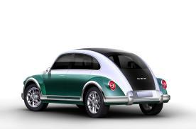 欧拉全新复古车官图曝光 致敬一个时代 惊艳一个时代