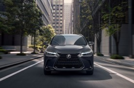 加速品牌电气化进程,推品牌首款插混车型,雷克萨斯全新一代NX发布