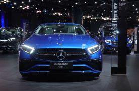 2021上海车展丨年轻时尚 新款梅赛德斯-奔驰CLS首发亮相