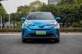新车报告 | 从C-HR EV看丰田的EV野心