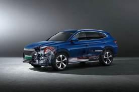 技术当道 比亚迪DM-i超级混动车型订单超10万台