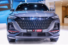 上海车展长安欧尚X7 PLUS全球首发