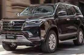 外观凶悍,质量可靠,2021款丰田穿越者发布