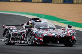 丰田超级跑车GR Super Sport,将参加本次勒芒比赛