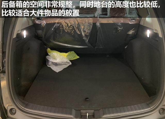 外观更靓,配置升级,全新2021款本田CR-V到店实拍