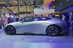 观致MILESTONE概念车全球首发! 编码物种设计惊艳全场