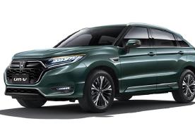 这才是城市SUV该有的样子——东风Honda全新UR-V上市