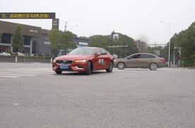 运动感比宝马3系强,安全配置是亮点,试驾沃尔沃S60!
