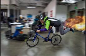 自行车怎么改才快?难不倒我