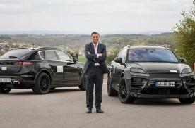 保时捷第1款电动SUV,Macan EV确定2023上市