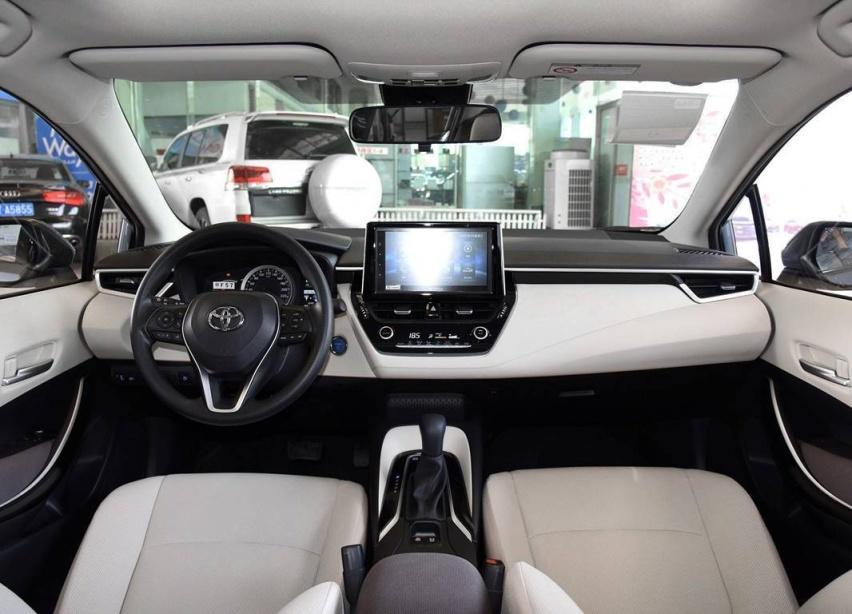 尺寸碾压缤智,动力完胜逍客,卡罗拉SUV引进国内能上下通吃吗?