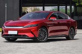 比亚迪汉成为首款搭华为5G技术的量产车