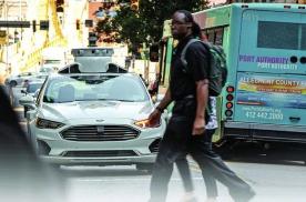 交通信号灯一小步,自动驾驶汽车一大步