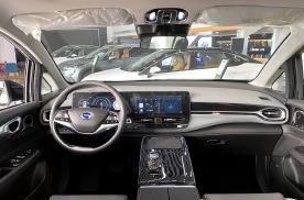 埃安V到店实拍 能否成为最强纯电动SUV?