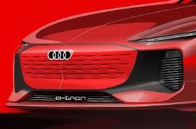 跟着感觉走,奥迪发表最新电动轿车前脸,你给打几分?