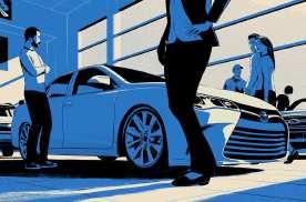 中美车市十大热销车对比,皮卡和轿车谁更受欢迎?